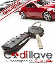 llaves de coche gijon